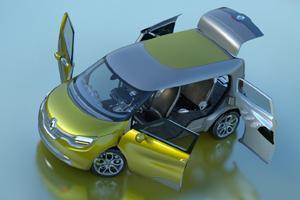 Концепты Renault